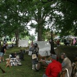 Civil War Encampment 2013