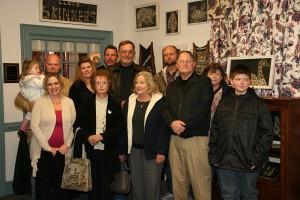 Skinner Family HPR Museum Opening 2012