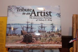 HPR Books Tribute To an Artist The Jamestown Paintings of Sidney King