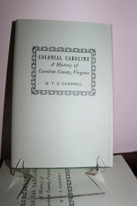HPR Books Colonial Caroline