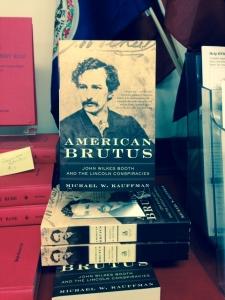 HPR Books American Brutus 9-13-2013