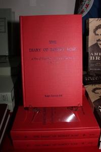 HPR Books The Diary of Robert Rose