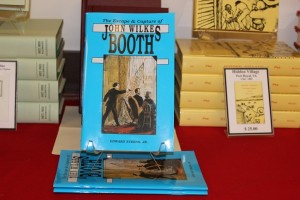 The Escape & Capture of John Wilkes Booth HPR books