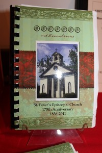 HPR Books Recipes and Remembrances St. Peter's Episcopal Church 175th Anniversary (400x600)