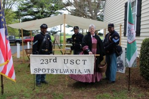 HPR Events Booth Weekend 23rd USCT