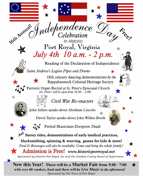 EVENTS | Historic Port Royal